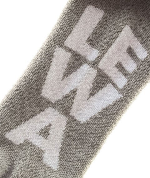 Stoprocent-Prawo Lewo Skarpetki Grey