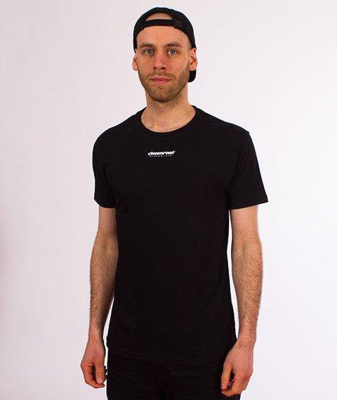 Stoprocent-Racer T-Shirt Czarny