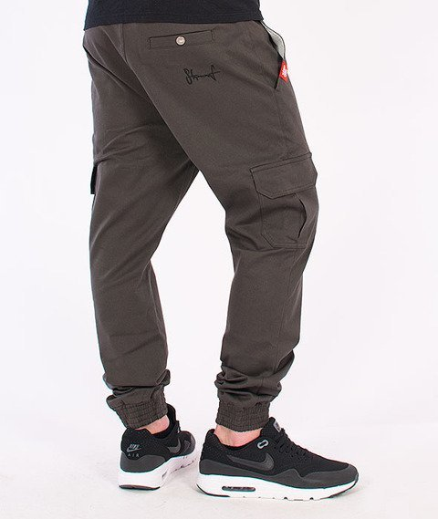 Stoprocent-SJ Army Jogger Grey