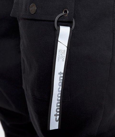 Stoprocent-SJ Jogger Survival17 Spodnie Czare