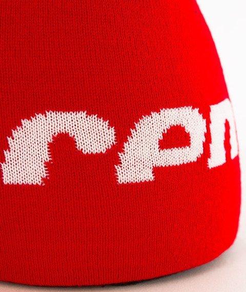Stoprocent-Simple18 Czapka Zimowa Red