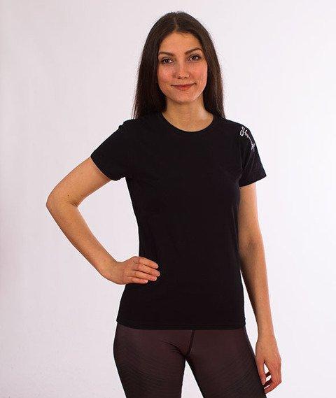 Stoprocent-TDS Base T-Shirt Damski Black