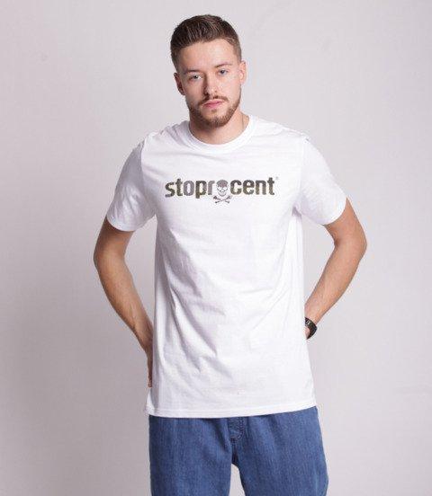 Stoprocent TMR TRESPASS T-Shirt Biały
