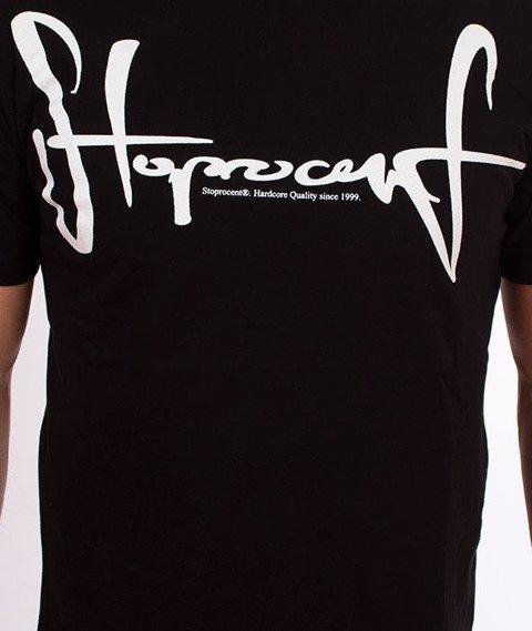 Stoprocent-TMS Slimtag T-Shirt Black