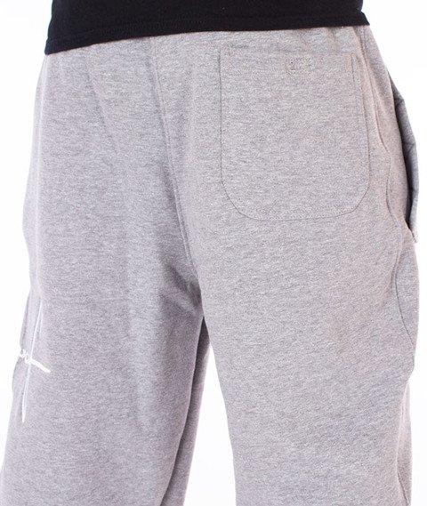 Stoprocent-Tag17 Spodnie Dresowe Szare