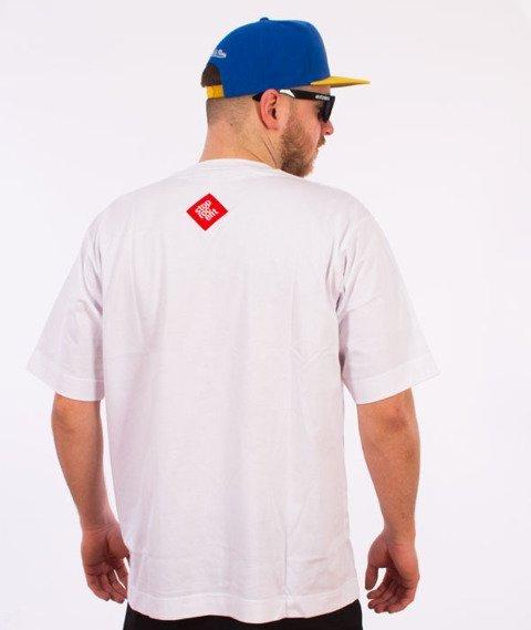 Stoprocent-Tag17 T-shirt Biały/Multikolor