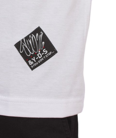 Stoprocent-Umiar T-Shirt Biały