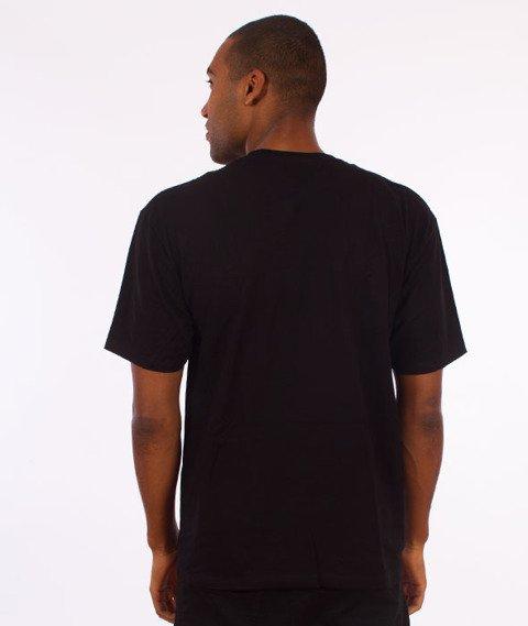 Stussy-8 Ball Stock T-Shirt Black