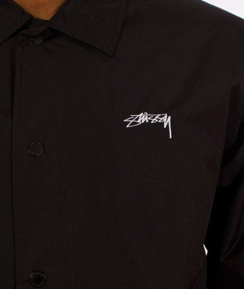 Stussy-Cruize Coach Jacket Kurtka Black