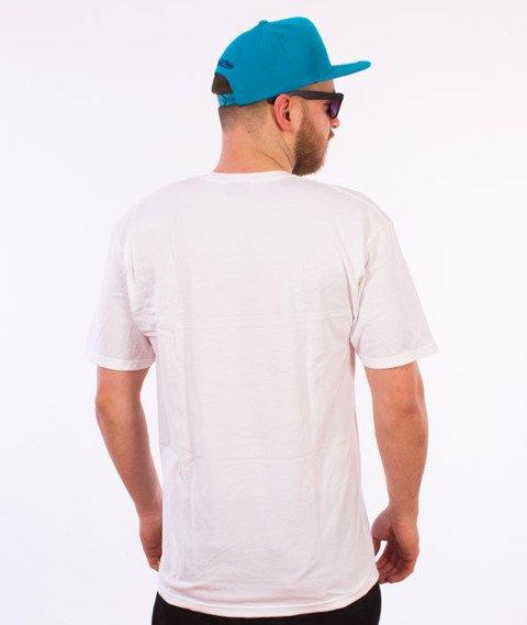Stussy-Gold Coast T-Shirt White