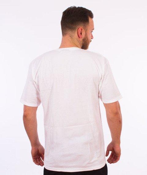 Stussy-Harumi Yamaguchi Palm T-Shirt White