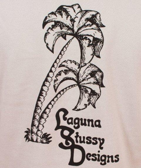 Stussy-Palms Applique Hood Bluza Kaptur Fog