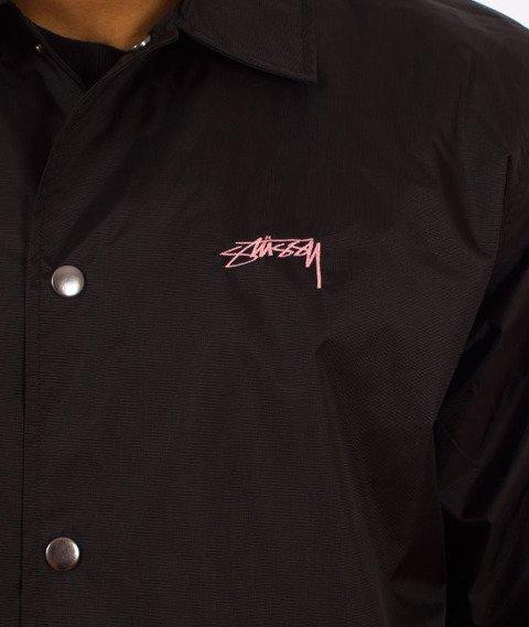 Stussy-Spring Coach Jacket Kurtka Black