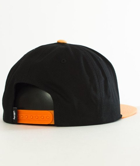 Stussy-Stock Lock Sp18 Cap Czapka Black