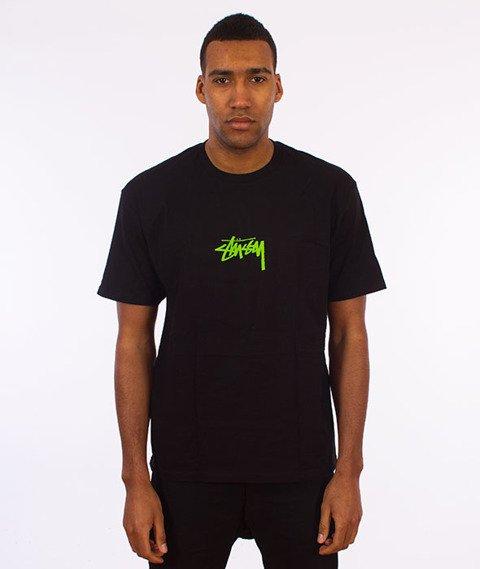 Stussy-Stock T-Shirt Black
