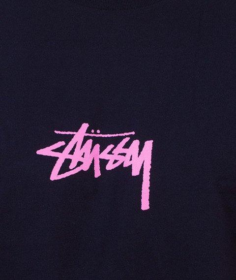 Stussy-Stock T-Shirt Navy