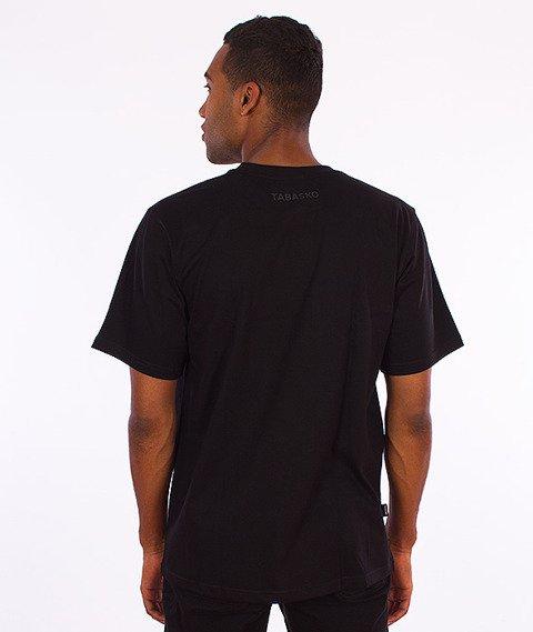 Tabasko-Deck T-Shirt Czarny/Beżowy