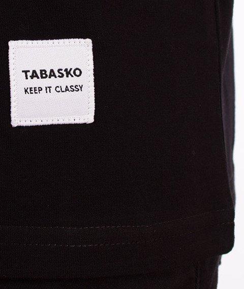 Tabasko-Reverse T-Shirt Czarny