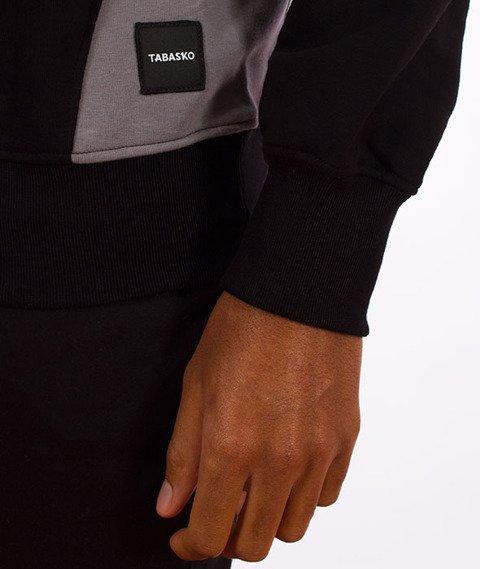 Tabasko-Sleeves Bluza Czarna
