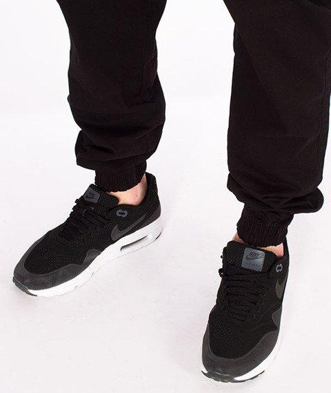 Tabasko-Spodnie Jogger Czarne