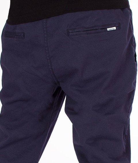 Tabasko-Spodnie Jogger Granatowe