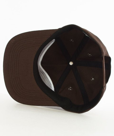 Thrasher-DMV Snapback Brown