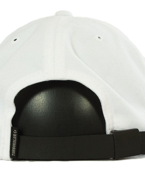 Turbokolor-6 Panel Cap Czapka White