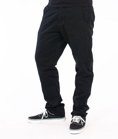 Turbokolor-Chino Slim Fit Black SS16