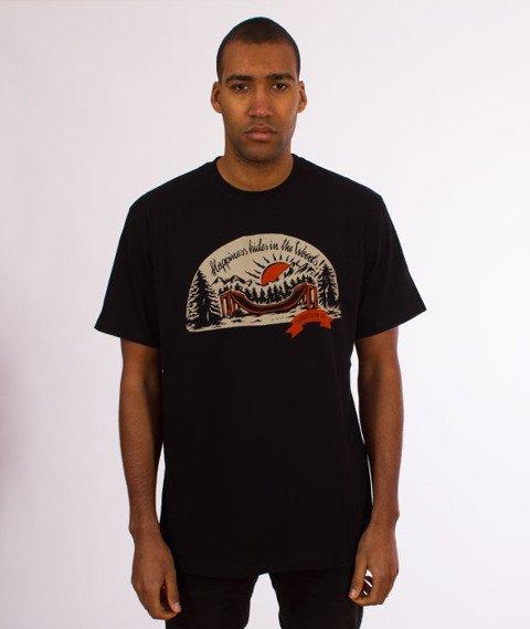 Turbokolor-Happiness T-Shirt Black