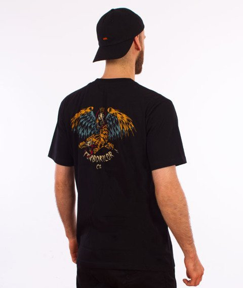 Turbokolor-King T-Shirt Black