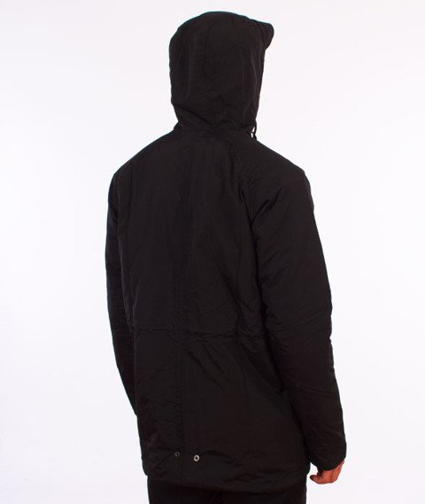 Turbokolor-Kurtka Parka Black