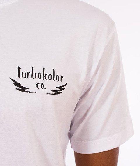 Turbokolor-Locals T-Shirt White