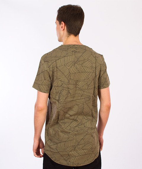 Two Angle-Yeres T-Shirt Khaki