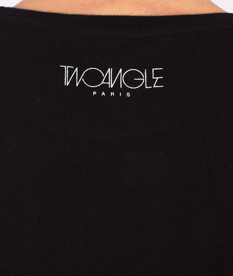 Two Angle-Ytreeb T-Shirt Black