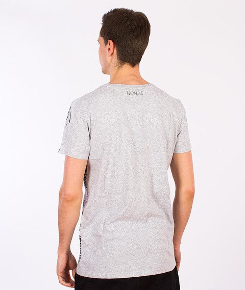 Two Angle-Ytreeb T-Shirt Mixed Grey