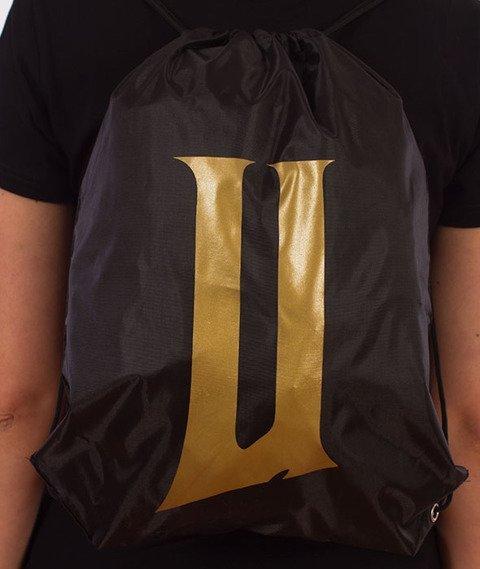 """Unhuman-""""U"""" Logo Worek Czarny"""