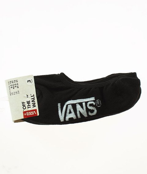 Vans-Classic Super No Socks Black