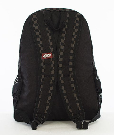 Vans-Van Doren Backpack Black/Charcoal
