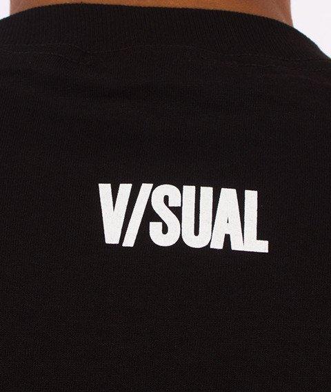 Visual-Censored T-Shirt Black