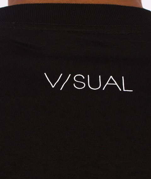 Visual-Rooftop T-Shirt Black