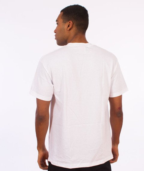 Visual-Twist T-Shirt White
