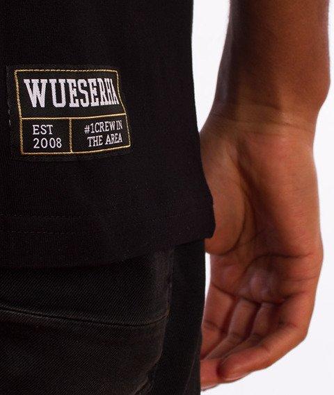 WSRH-08 T-Shirt Czarny