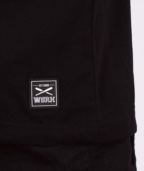 WSRH-Pod Naciskiem T-Shirt Czarny