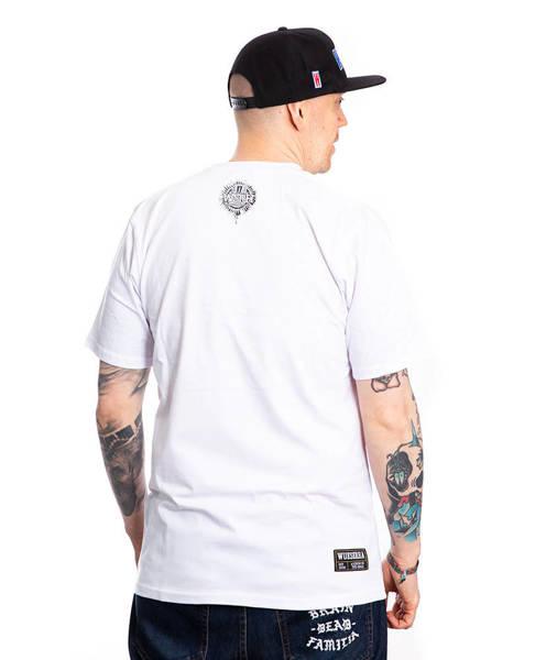 WSRH SQUARE T-Shirt Biały
