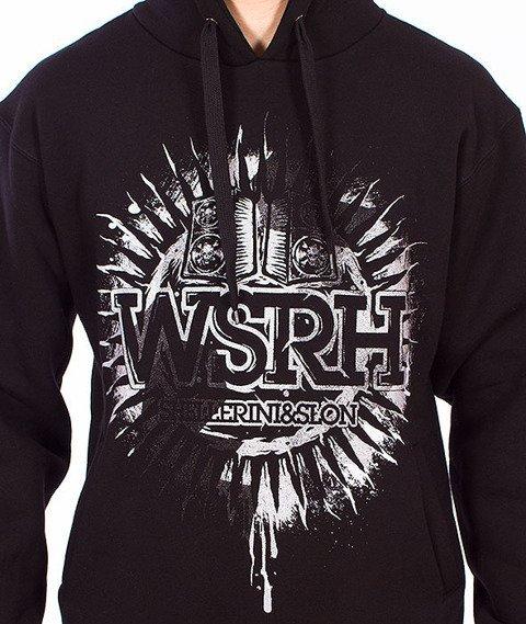 WSRH-Słońce Kaptur Czarny/Srebrny