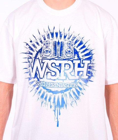 WSRH-Słońce T-shirt Biały/Tonal