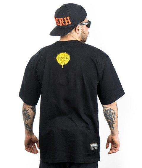 WSRH-Szkoła Wyrzutków T-shirt Czarny
