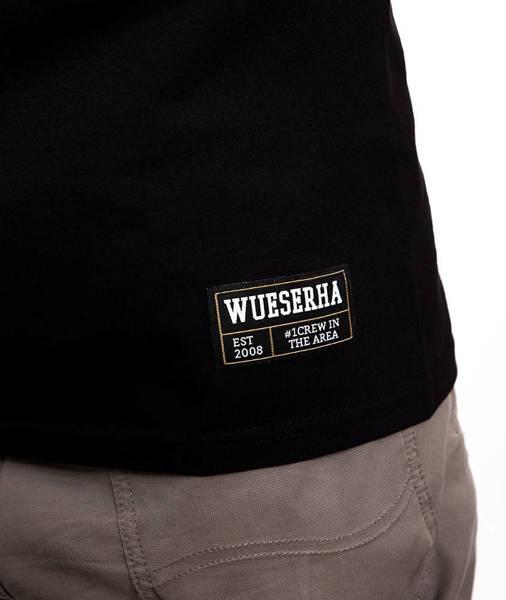 WSRH WSRH 08 T-Shirt Czarny