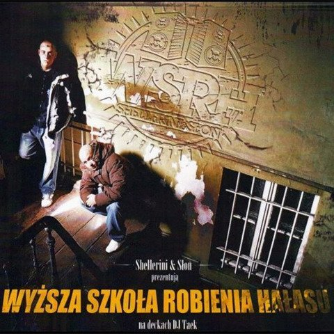 WSRH-Wyższa Szkoła Robiena Hałasu CD