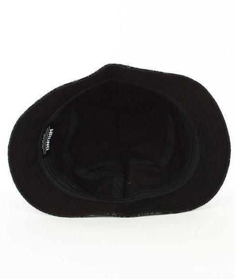Wrung-Blake Bucket Hat Czarny